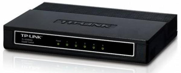 LAN Switch TP-LINK TL-SG1005D 101001000 5port