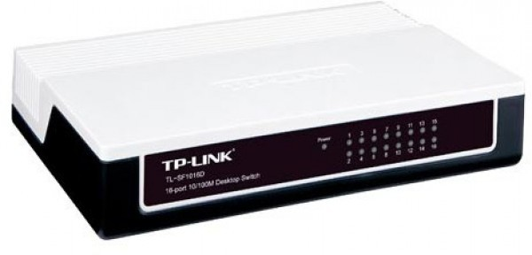 LAN Switch TP-LINK TL-SF1016D 10100 16port