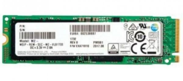 HDD SSD Samsung M.2 256GB MZ-VLB256B Bulk