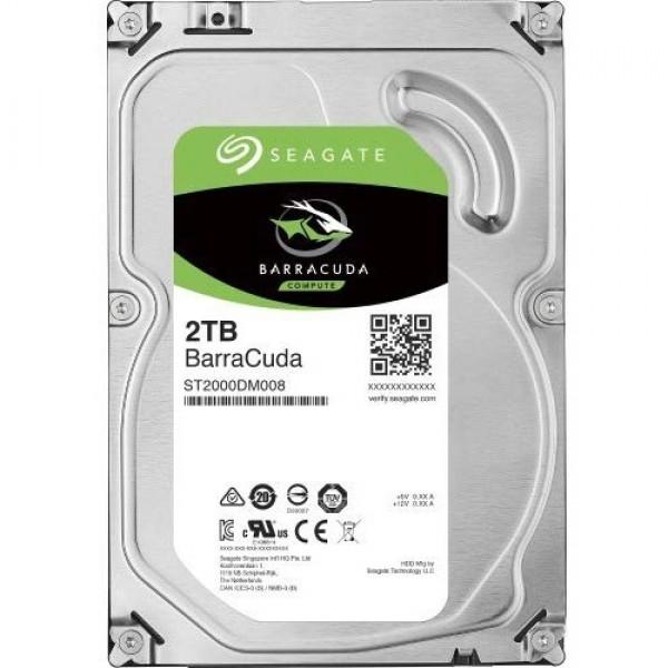 HDD Seagate 2TB 256MB 7200rpm SATA3 ST2000DM008