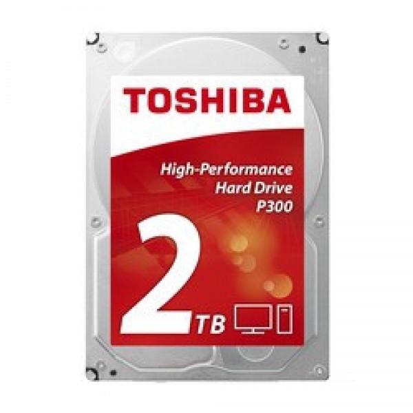 HDD TOSHIBA 2TB HDWD120UZSVA SATA3 64MB P300