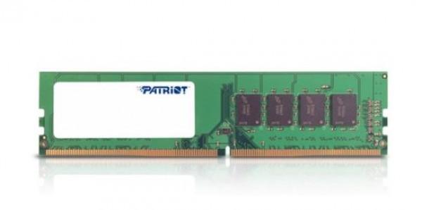 RAM DIMM DDR4 PATRIOT 4GB 2400MHz PSD44G240081B Bulk