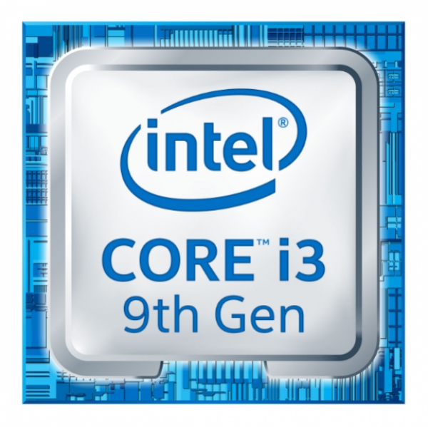 CPU 1151 INTEL Core i3-9100F 4-Core 3.6GHz Box
