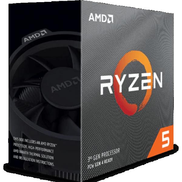 CPU AM4 AMD Ryzen 5 3600 3.6GHz Box