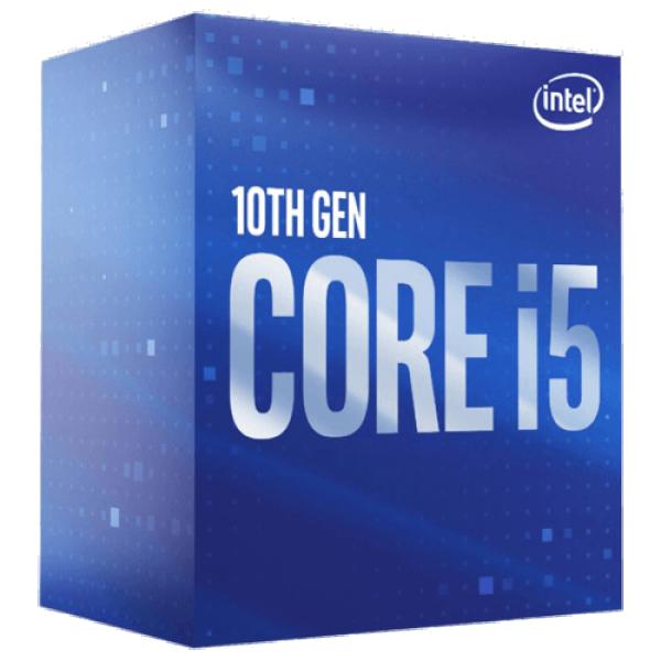 CPU S1200 INTEL Core i5-10400F 6-Core 2.9GHz Box
