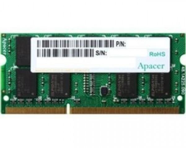 APACER SODIMM DDR3 4GB 1600MHz AS04GFA60CATBGJ bulk