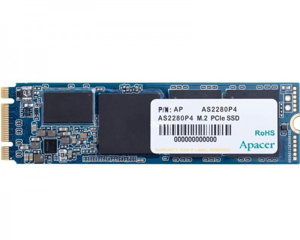 APACER 256GB AS2280P4 M.2 PCIe
