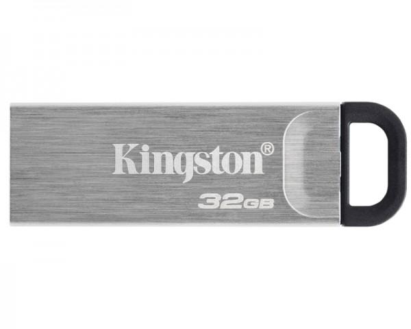 KINGSTON 32GB DataTraveler Kyson USB 3.2 flash DTKN32GB sivi