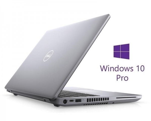 DELL Latitude 5411 14'' FHD Touch i7-10850H 8GB 256GB SSD Backlit FP SC Win10Pro 3yr NBD