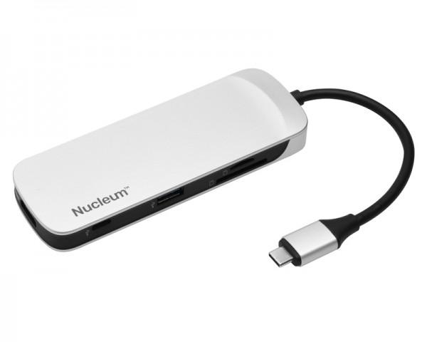 KINGSTON Nucleum USB-C Hub C-HUBC1-SR-EN
