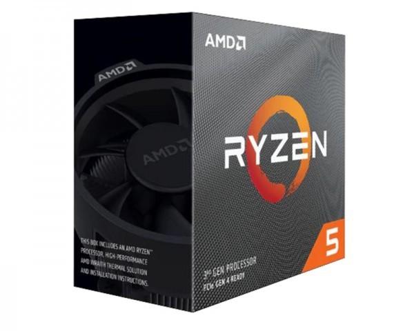 CPU AM4 AMD Ryzen 5 3600 3.6GHz Box MPK