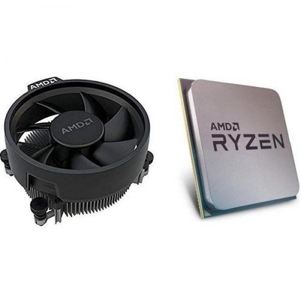 CPU AM4 AMD Ryzen 5 3400G 3.7GHz + Wraith spire MPK