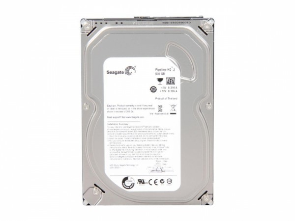HDD Seagate 500GB SATA II 8MB ST3500312CS Rep.