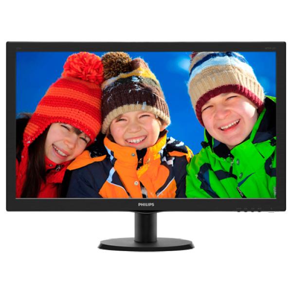 Monitor 21.5'' PHILIPS 223V5LHSB200 VGAHDMI