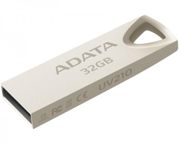 A-DATA 32GB 2.0 AUV210-32G-RGD zlatni