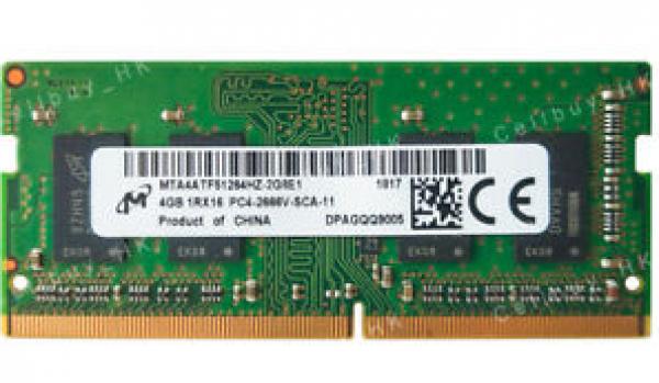 RAM SODIMM DDR4 MICRON 4GB 2666MHz
