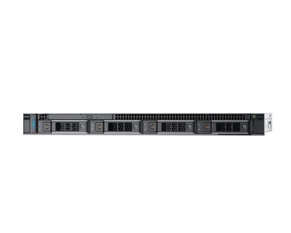 DELL PowerEdge R340 Xeon E-2224 4C 16GB H330 600GB SAS 350W (1+1) 3yr NBD + Sine za Rack + Broadcom 5719 QP 1GbE