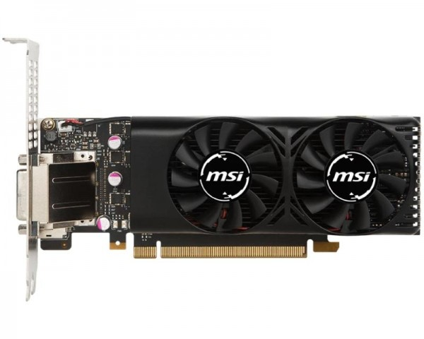 MSI nVidia GeForce GTX 1050 2GB 128bit GTX 1050 2GT LP bulk