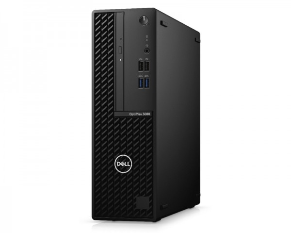 DELL OptiPlex 3080 SF i5-10500 8GB 256GB SSD DVDRW Ubuntu 3yr NBD