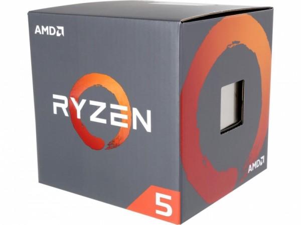 CPU AM4 AMD Ryzen 5 1600 6C12T Wraith 95W Cooler
