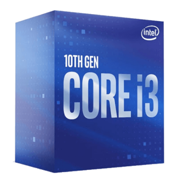 CPU S1200 INTEL Core i3-10100 3.60GHz (4.30GHz)