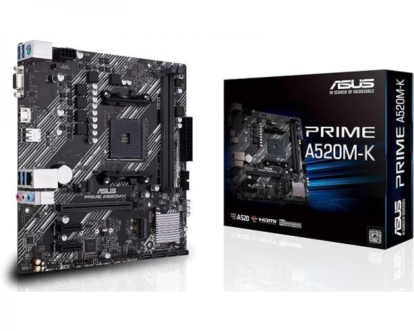 ASUS PRIME A520M-A