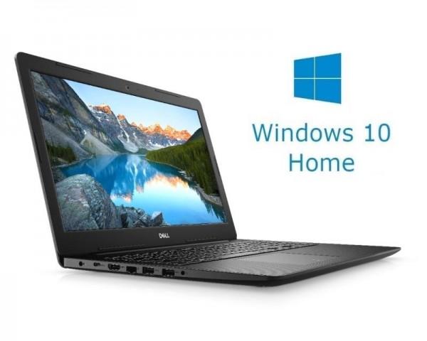 DELL OEM Inspiron 3593 15.6'' Touch i7-1065G7 12GB 512GB SSD Intel Iris Plus Win10Home crni 5Y5B
