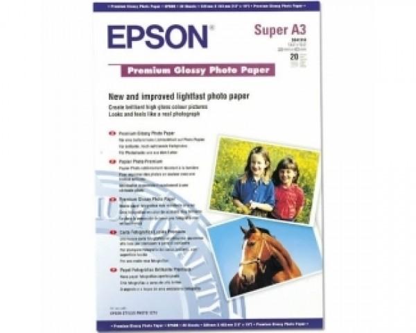 EPSON S041316 A3+ (20 listova) Premium glossy foto papir