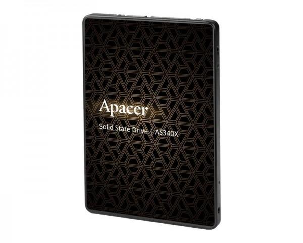 APACER 480GB 2.5'' SATA III AS340X SSD