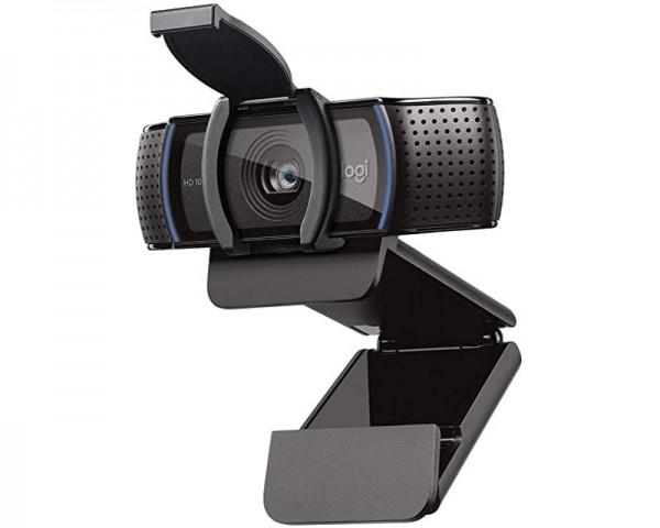 LOGITECH C920s HD Pro Web Camera sa zaštitnim poklopcem crna