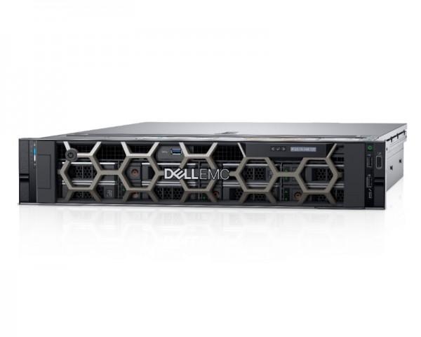 DELL PowerEdge R740 1x Xeon Silver 4110 8C 16GB H330 2x200GB SSD 3x2TB SAS 750W (1+1) 3yr NBD + Sine za Rack