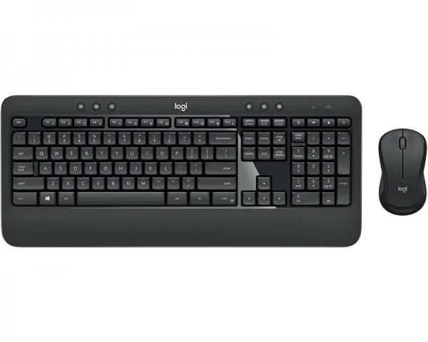 LOGITECH MK540 Advanced Wireless Desktop US tastatura + miš Retail