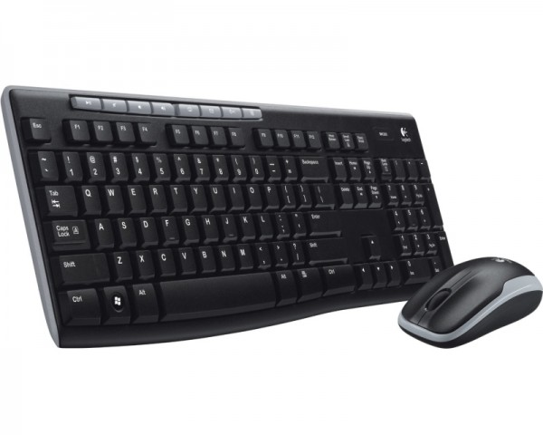 LOGITECH MK270 Wireless Desktop US tastatura + miš