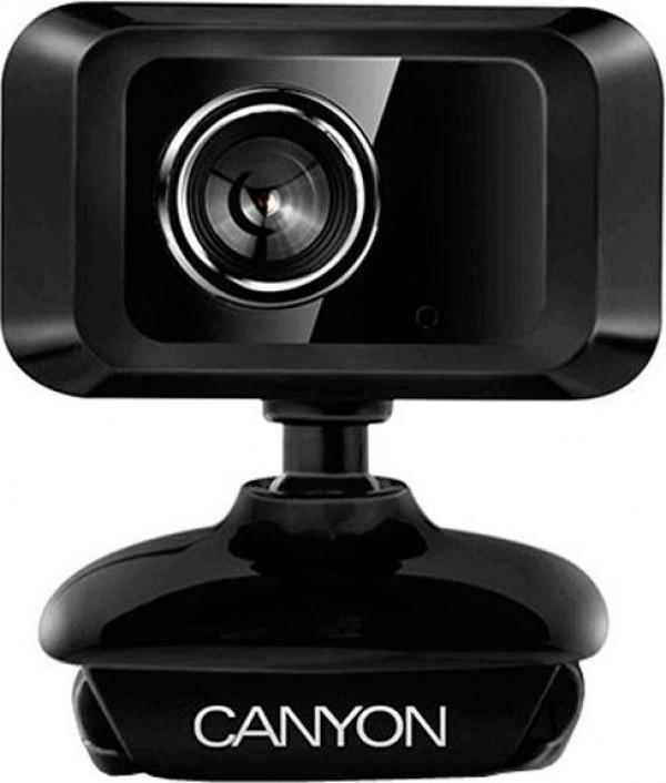 WEB KAMERA CANYON CNE-CWC1 1.3Mpix Black
