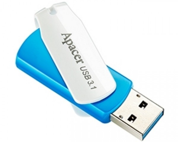 APACER 16GB AH357 USB 3.1 flash plavi