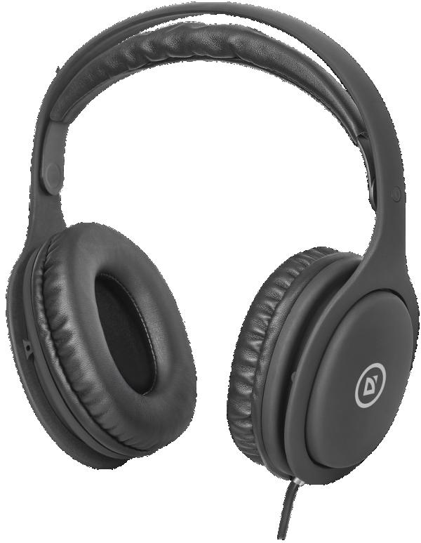 Slušalice Defender Tune 125 Crne