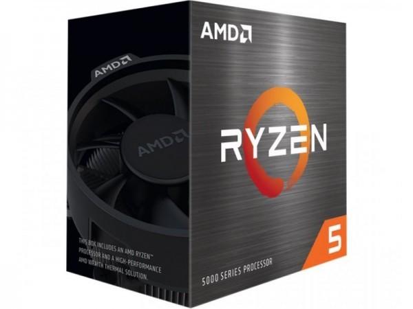 CPU AMD Ryzen 7 5800X 8 cores 3.8GHz (4.7GHz) Box