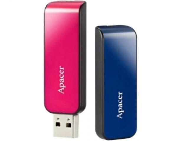 APACER 16GB AH334 USB 2.0 flash plavi