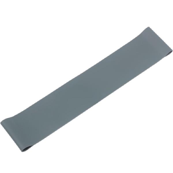 RING mini elastična guma za vežbanje RX MINI BAND MEDIUM 1mm (Siva)