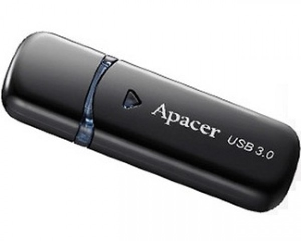 APACER 32GB AH355 USB 3.0 flash crni