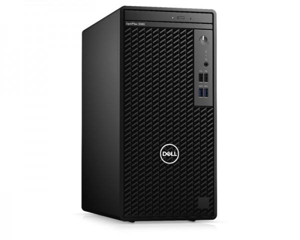 DELL OptiPlex 3080 MT i5-10500 8GB 256GB SSD DVDRW Ubuntu 3yr NBD