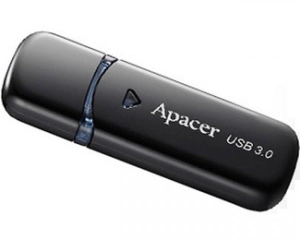 APACER 16GB AH355 USB 3.0 flash crni