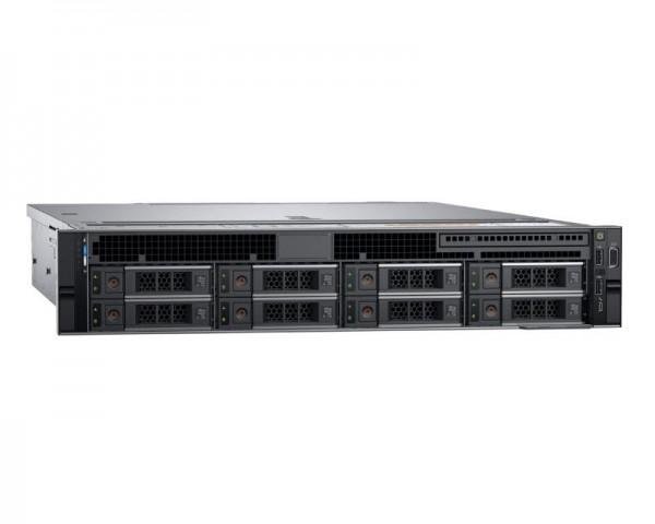 DELL PowerEdge R540 1x Xeon Silver 4210R 10C 2x16GB H730P 2x600GB SAS 750W (1+1) 3yr NBD + šine za rack