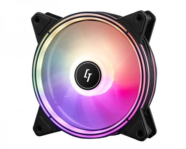 CHIEFTEC Ventilator NF-1225RGB 120mm x 120mm x 25mm