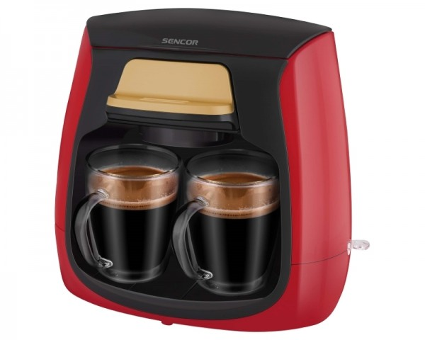 SENCOR SCE 2101RD aparat za kafu