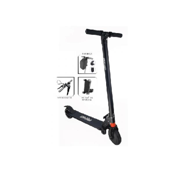 RING Električni trotinet + torbica, retrovizor, nosač za mobilni RX Z1