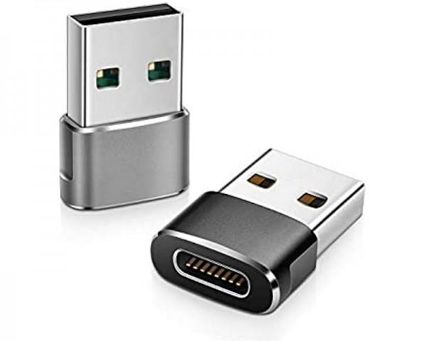 E-GREEN Adapter USB 3.0 (M) - USB 3.1 Tip C (F)