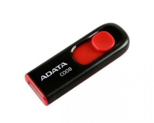 A-DATA 16GB 2.0 AC008-16G-RKD crno crveni