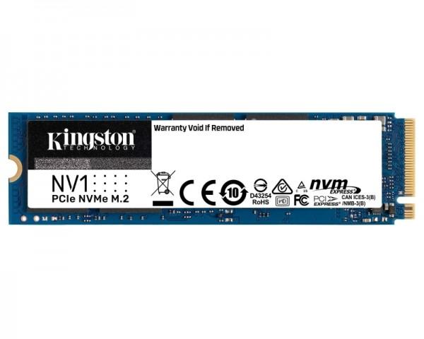 KINGSTON 500GB M.2 NVMe SNVS500G SSD NV1 series