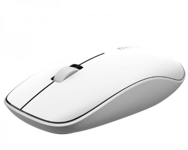 RAPOO M200 Silent Multi-mode Wireless miš beli